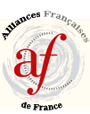 Logo alliance de france 1